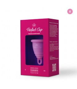 Kubeczek menstruacyjny S - róż - Perfect Cup