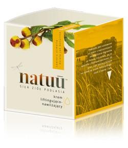 Krem liftingująco - nawilżający z ekstraktem z Acmelli - Natuu 50 ml