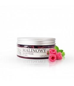 Cukrowy Peeling do ciała - Malinowy - Fresh&Natural 250g