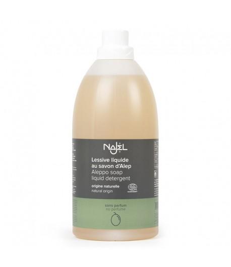 Eco detergent na bazie mydła Aleppo - Najel 2 l