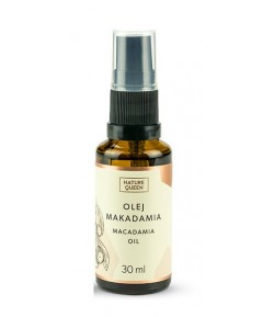 Olej Makadamia - Nature Queen 30 ml