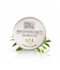 Regenerujący balsam do ust - Fresh&Natural 15 ml