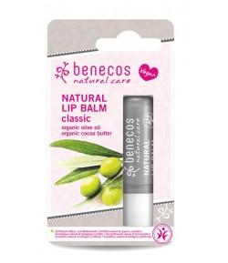 Naturalny Balsam do ust KLASYCZNY - Benecos 4,8 g