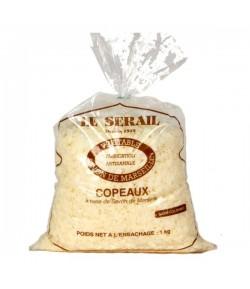 Płatki mydlane z mydła Marsylskiego o zapachu cytryny - 1 kg