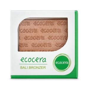 Bronzer prasowany Bali - Ecocera 10 g