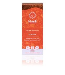 Naturalna Henna Miedziana - Khadi 100 g