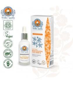 Naturalne serum do twarzy +50 lat - aktywne odmłodzenie - White Agafia 30 ml