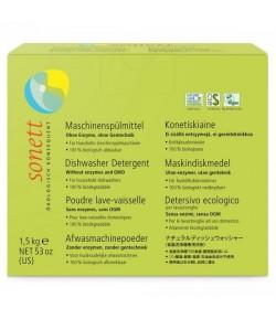 Ekologiczny proszek do zmywarki - Sonett 1,5 kg