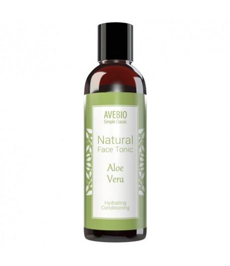 Naturalny tonik aloesowy Aloe Vera - AVEBIO 100 ml