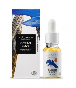Ocean Love - Superseed Organiczny olej do twarzy Wibrująca Energia - Madara 15ml
