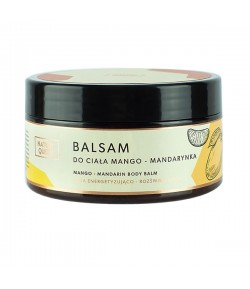 Balsam do ciała Mango Mandarynaka - Nature Queen 200 ml