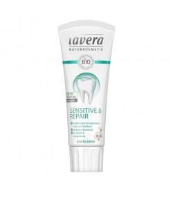 Naturalna pasta do wrażliwych zębów z bio-rumiankiem i fluorem - Lavera 75ml