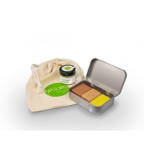 Malina - zestaw kosmetyków podróżnych - Naturologia