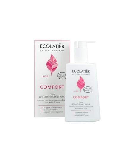 Żel do higieny intymnej Comfort - Ecolatier 250ml