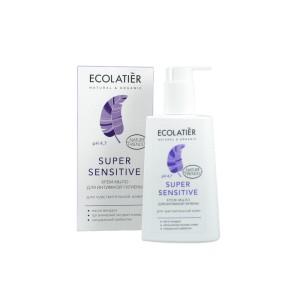 Żel do higieny intymnej Super Sensitive - Ecolatier 250ml