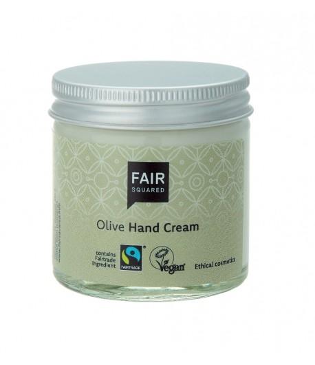 Oliwkowy krem do rąk Zero Waste - Fair Squared 50 ml