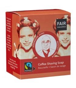 Kawowe mydło do golenia w kostce - Fair Squared 2x80 g