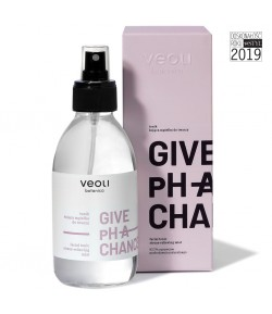 Tonik - kojąca mgiełka do twarzy GIVE pH E CHANCE - veoli botanica 200 ml