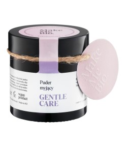 Gentle Care - Puder myjący - Make Me Bio 60 ml