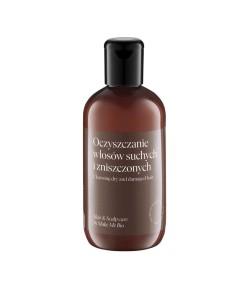 Oczyszczanie włosów suchych i zniszczonych - szampon - Make Me Bio 250 ml
