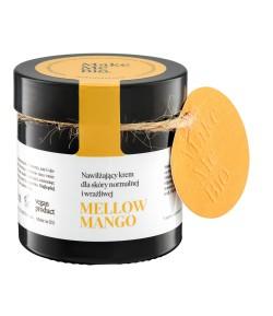 Mellow Mango - Nawilzający krem dla skóry normalnej i wrażliwej - Make Me Bio 60 ml