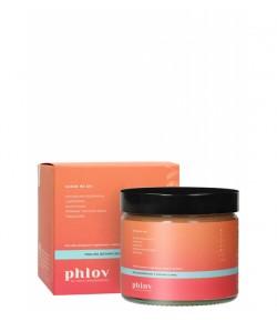 SCRUB ME UP!  Peeling botaniczny z różową glinką - phlov 300g