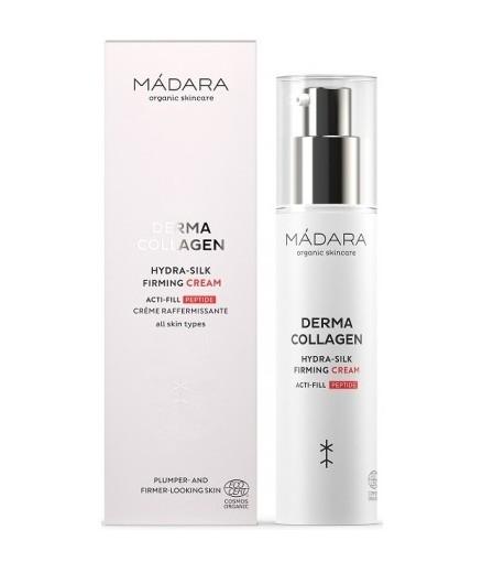 Ujędrniający krem Derma Collagen Hydra Silk - Madara 50 ml