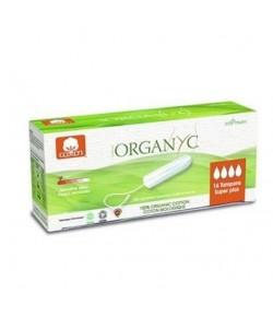 Tampony higieniczne Super Plus 16 szt. Organyc