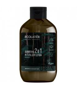 ENERGY Szampon i żel pod prysznic 2w1 dla mężczyzn - Ecolatier 600 ml