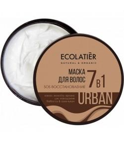 Intensywnie regenerująca maska SOS 7w1 - Ecolatier 380 ml