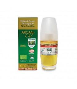 Olej Arganowy w sprayu - 50 ml Efas butelka szklana z rozpylaczem