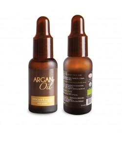 Olej Arganowy z pipetą - 100 ml (butelka z ciemnego szkła)