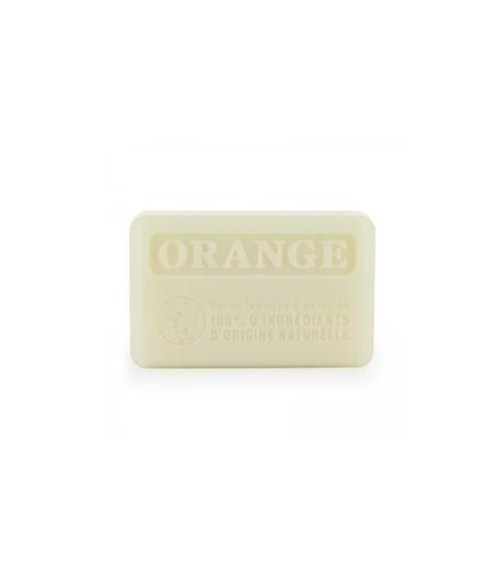 Mydło Marsylskie naturalne (zapach pomarańczy) 125 g