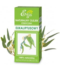Olejek eteryczny - Eukaliptusowy - Etja 10 ml