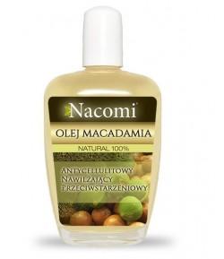 Olej z Orzeszków Drzewa Makadamia 100% - 100 ml