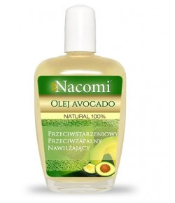 Olej z Awokado - Nacomi 100 ml