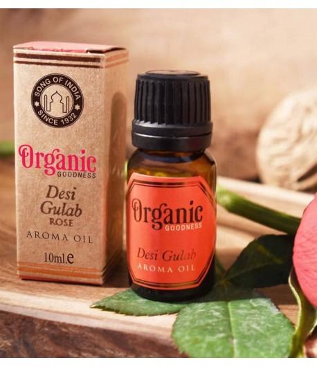 Olejek zapachowy - Desi Gulab Rose - Song of India 10 ml