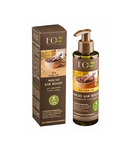 Jedwabny Olej do włosów - EO LAB 200 ml