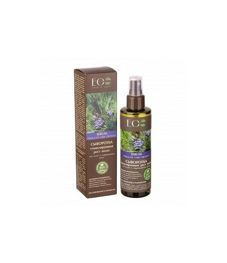 Serum przeciw wypadaniu - do włosów suchych - EO LAB 200 ml