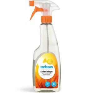 Płyn do czyszczenia kuchni - Sodasan 500 ml