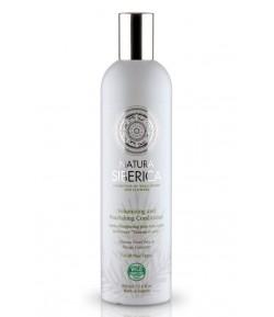Balsam Objętość i Pielęgnacja do wszystkich rodzajów włosów - Natura Siberica 400 ml