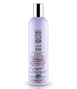 Balsam Ochrona i Odżywienie do włosów suchych - Natura Siberica 400 ml