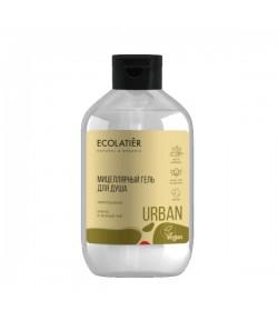 Micelarny żel pod prysznic - Kaktus i Zielona Herbata  - Ecolatier 600 ml