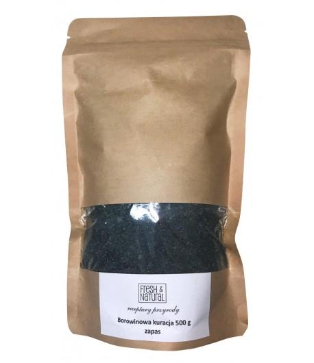 Refill Borowinowa kuracja - sól do kąpieli - Fresh&Natural 500g