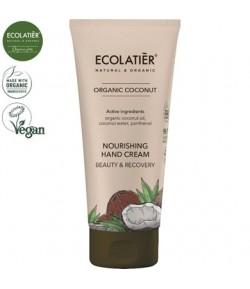 Odżywczy krem do rąk Piękno i Odnowa - Ecolatier 100 ml