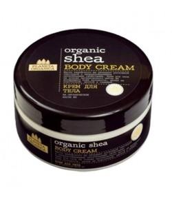 Krem do ciała - odżywczy - olej z kenijskiego SHEA (karite) - Planeta Organica 300 ml