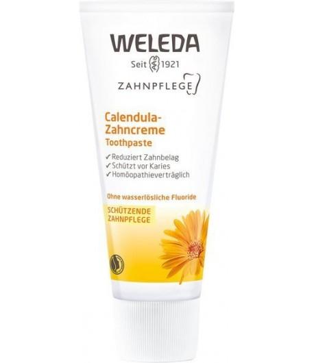 Pasta do zębów z nagietkiem - WELEDA 75 ml