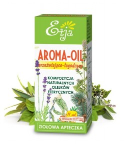 Kompozycja Aroma-Oil - Etja 10 ml