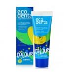 Pasta do zębów dla dzieci Kolorowa Niespodzianka - Ecodenta 75 ml